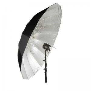 86 soft silver PLM umbrella angled