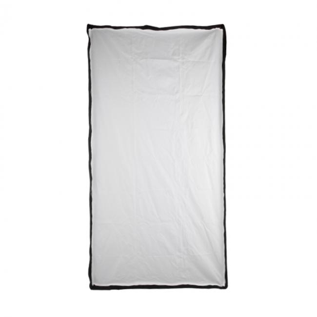 30 inch by 60 inch foldable giant softbox with outer diffusion fabric
