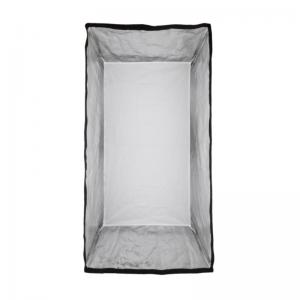 30 inch by 60 inch foldable giant softbox with inner baffle