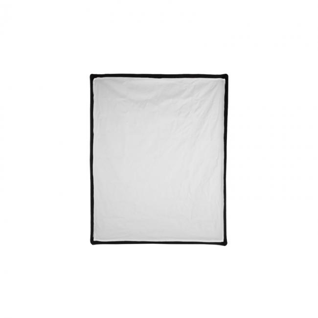32 inch by 40 inch foldable large softbox with outer diffusion fabric