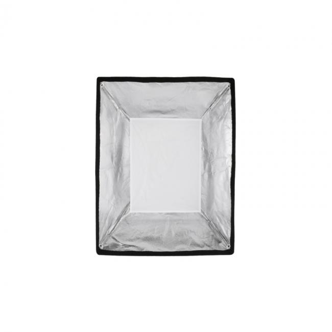 32 inch by 40 inch foldable large softbox with inner baffle