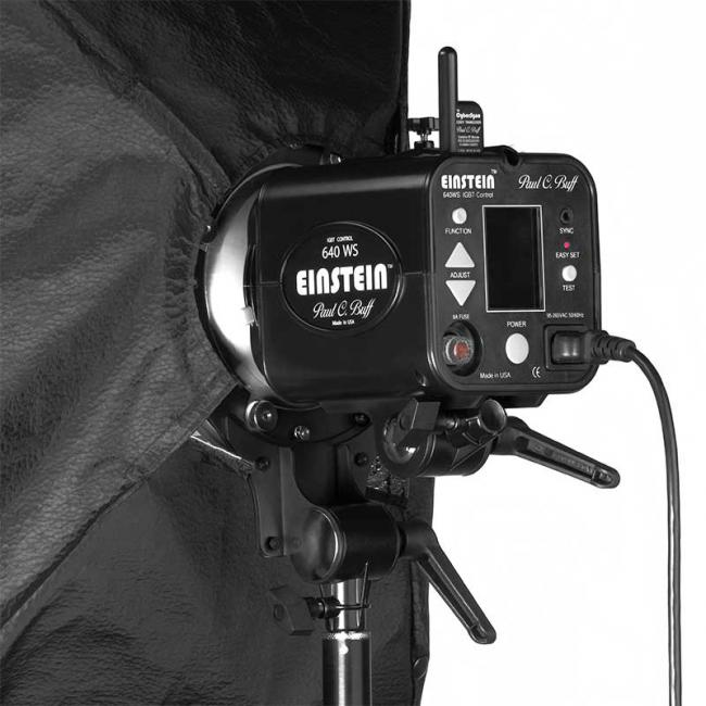 mounted foldable soft box stand mount