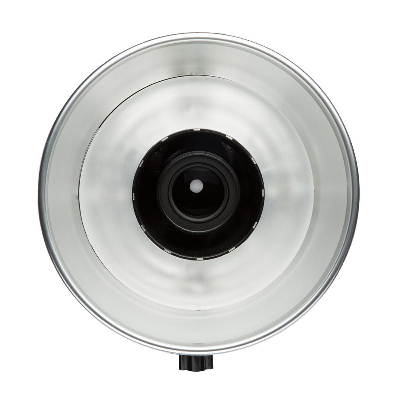 Alien Bees B800 Strobe Light: AlienBees™ Ringflash Front Cover