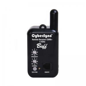 cybersync battery powered plus receiver