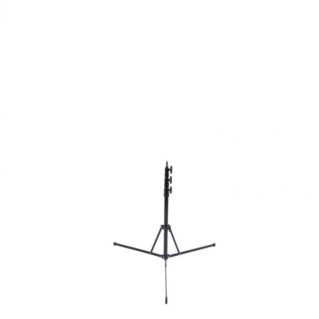 Reversible Light Stand minimum height