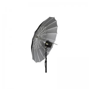 51 soft silver PLM umbrella angled