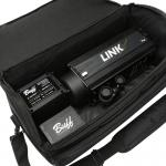 Paul C. Buff, Inc. Kit Bag with LINK , battery, and charger