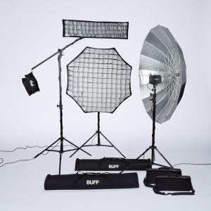 paul c buff inc three light kit