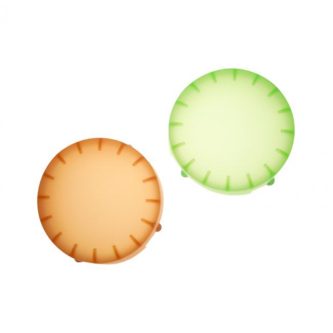 Color Correcting Gel Domes for LINK flash unit (set of 2)