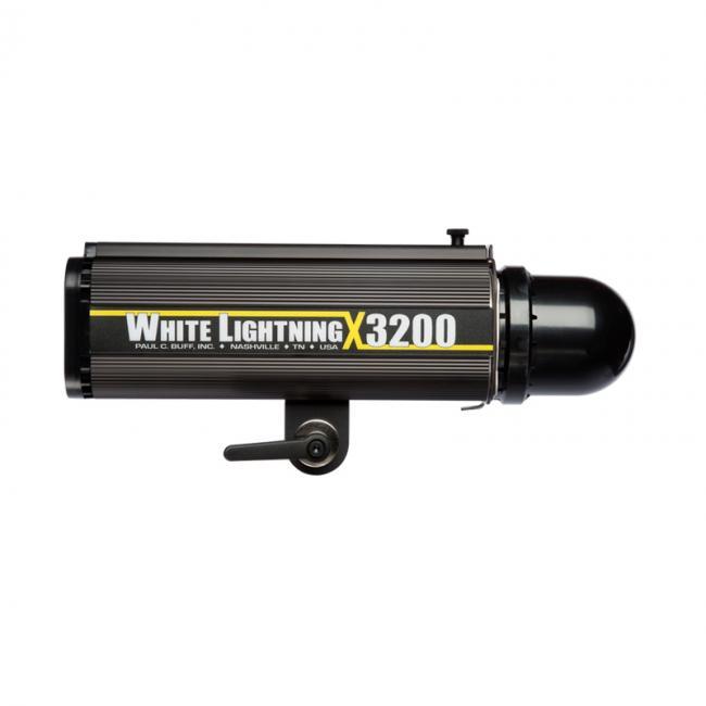 white lighting x3200 with cap