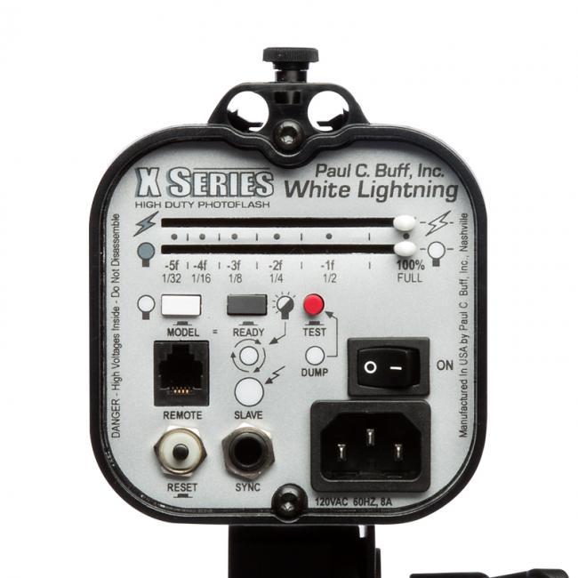 white lightning x800 back view