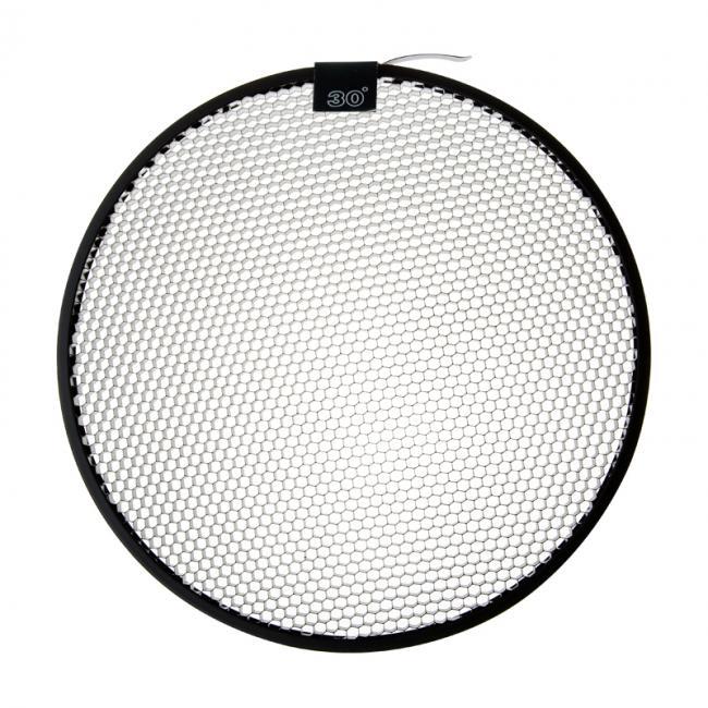 30 degree honeycomb grid