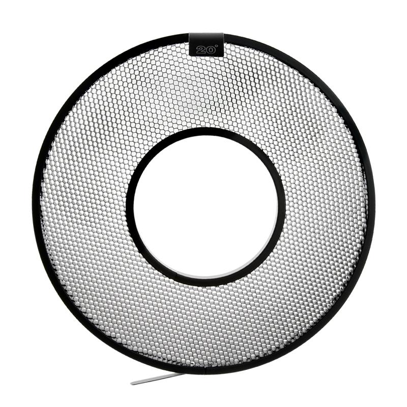 Alien Bees Ring Light: 20° Grid For 10'' AlienBees