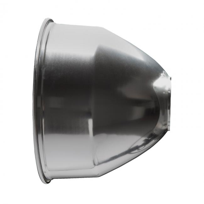 11 inch long throw reflector profile