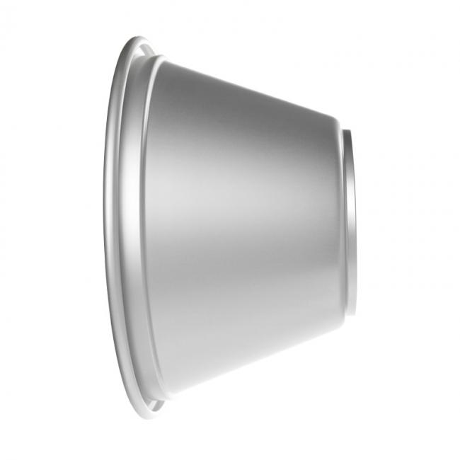 7 inch standard reflector profile